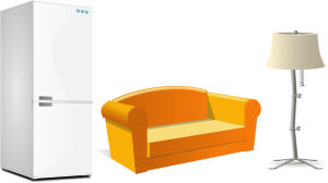 Services Page - Appliances and Furniture