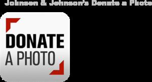 Johnson & Johnson's Donate a Photo