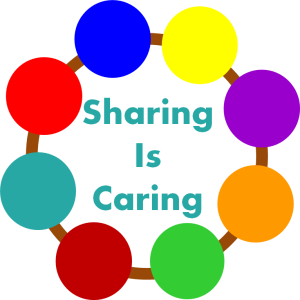 Sharing Is Caring - Page Image for Nonprofit Resources