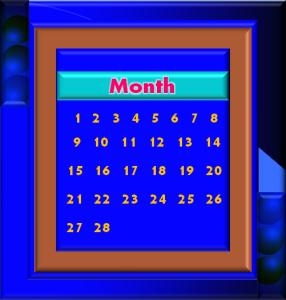 Calendar - Image for Wsebsite