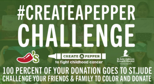 Chilis Create a Pepper Challenge