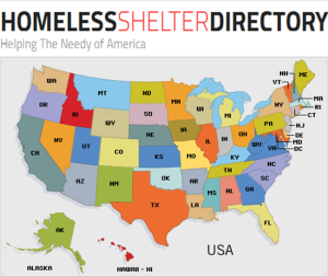 Homeless Shelter Directory