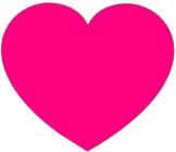 Pink Heart - Version 2