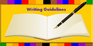 Writing Guidelines - Image for Website