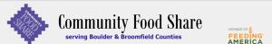 Community Food Share - Boulder