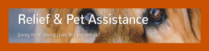 Relief and Pet Assistance