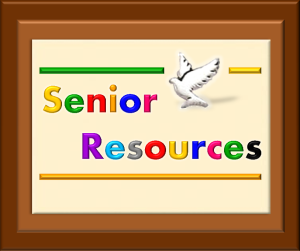 Senior Resources - Main Page Image